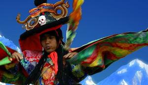 Tibetas mūku koncerts